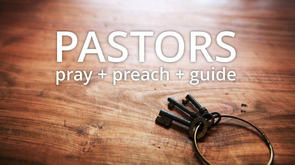 Pastors & Church Workers