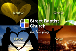 Church Vision: Sow
