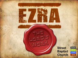 The Lords work – opportunities
