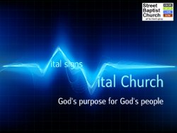 Vital Church - Evangelism