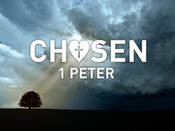 Chosen – to inherit blessing