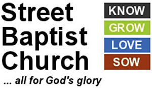 Street Baptist Church logo