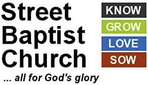 Street Baptist Church logo