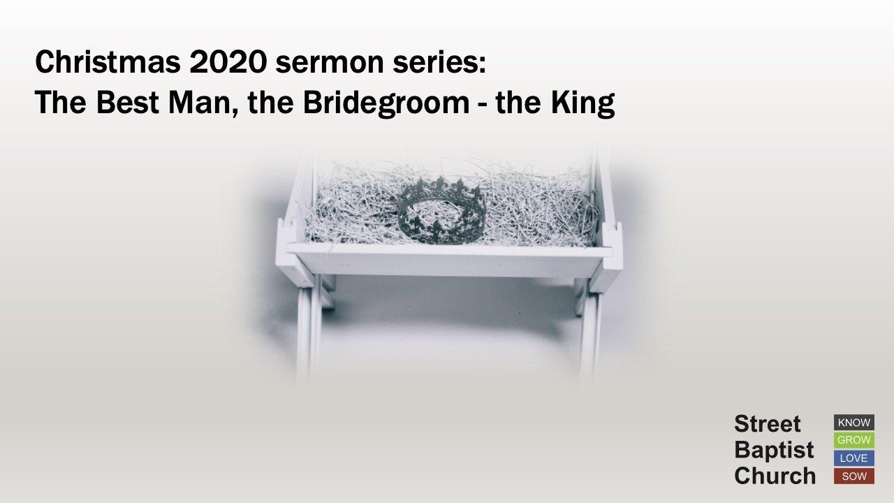 The Best Man, John the Baptist