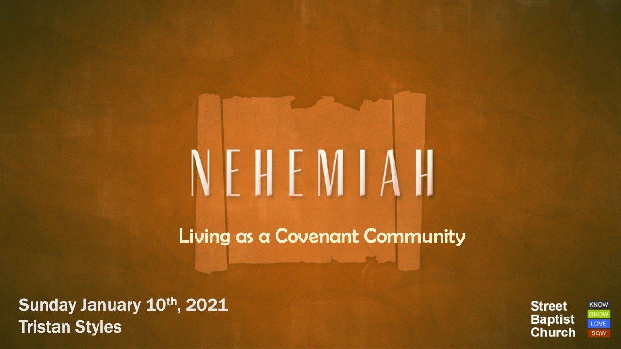 Nehemiah's  Heart
