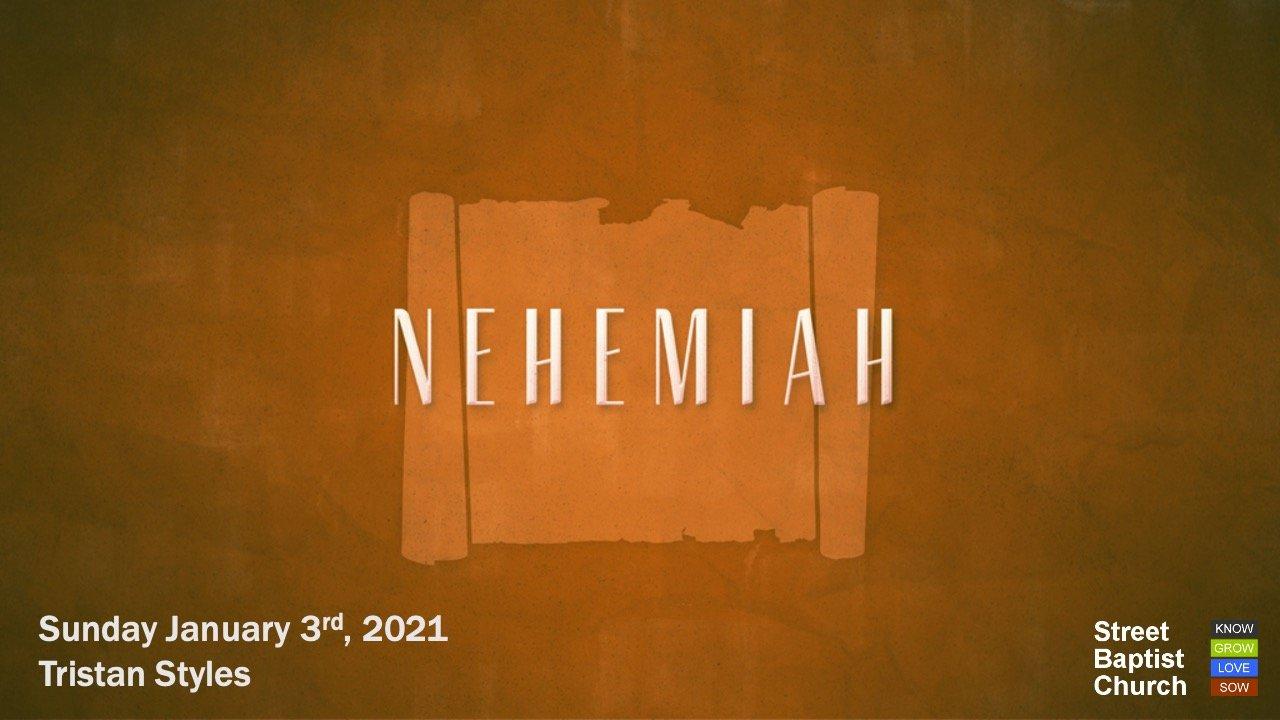 Introduction to Nehemiah