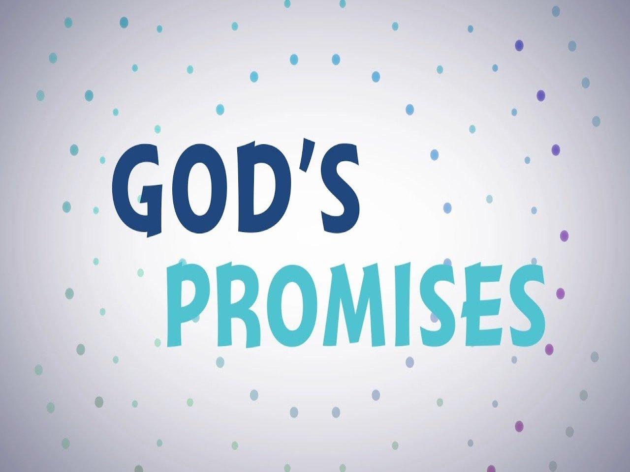 Family Service - Joshua 1:1-9 - God's Promises